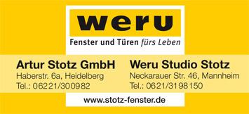 Arthur Stotz Fenster und Türen GmbH (WERU)