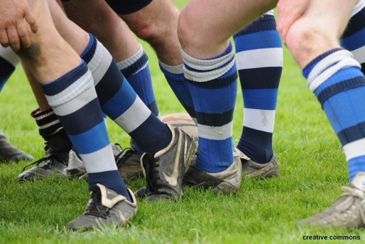 rugby-socken